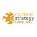 Logo des Content Strategy Camp 2015