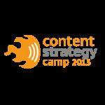 Logo des Content Strategy Camp 2015