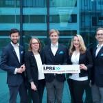 v. l. n. r.: Alexander Greven, Chiara Strobel, Claudio Rehmet, Ina-Kathrin Richter und Sebastian Weber