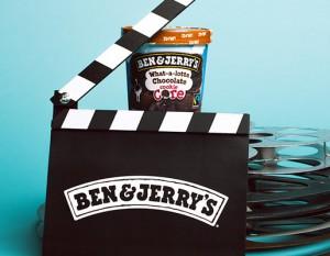 Ben & Jerry's Movie Nights