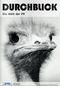 """Cover von """"Durchblick. Die Welt der PR"""""""