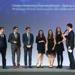 Die Gewinner des DPRG Junior Awards 2015