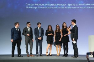 Die Gewinner des DPRG Junior Awards 2015
