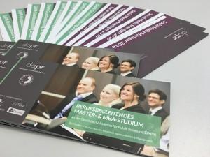 DAPR-Programm 2016: Seminare und Studiengänge