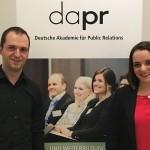 Nils Hille und Judith Jentgens, DAPR