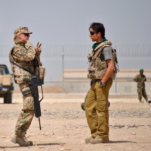 DAPR-Gastautorin Jennifer Ruge war Presseoffizier in Afghanistan.