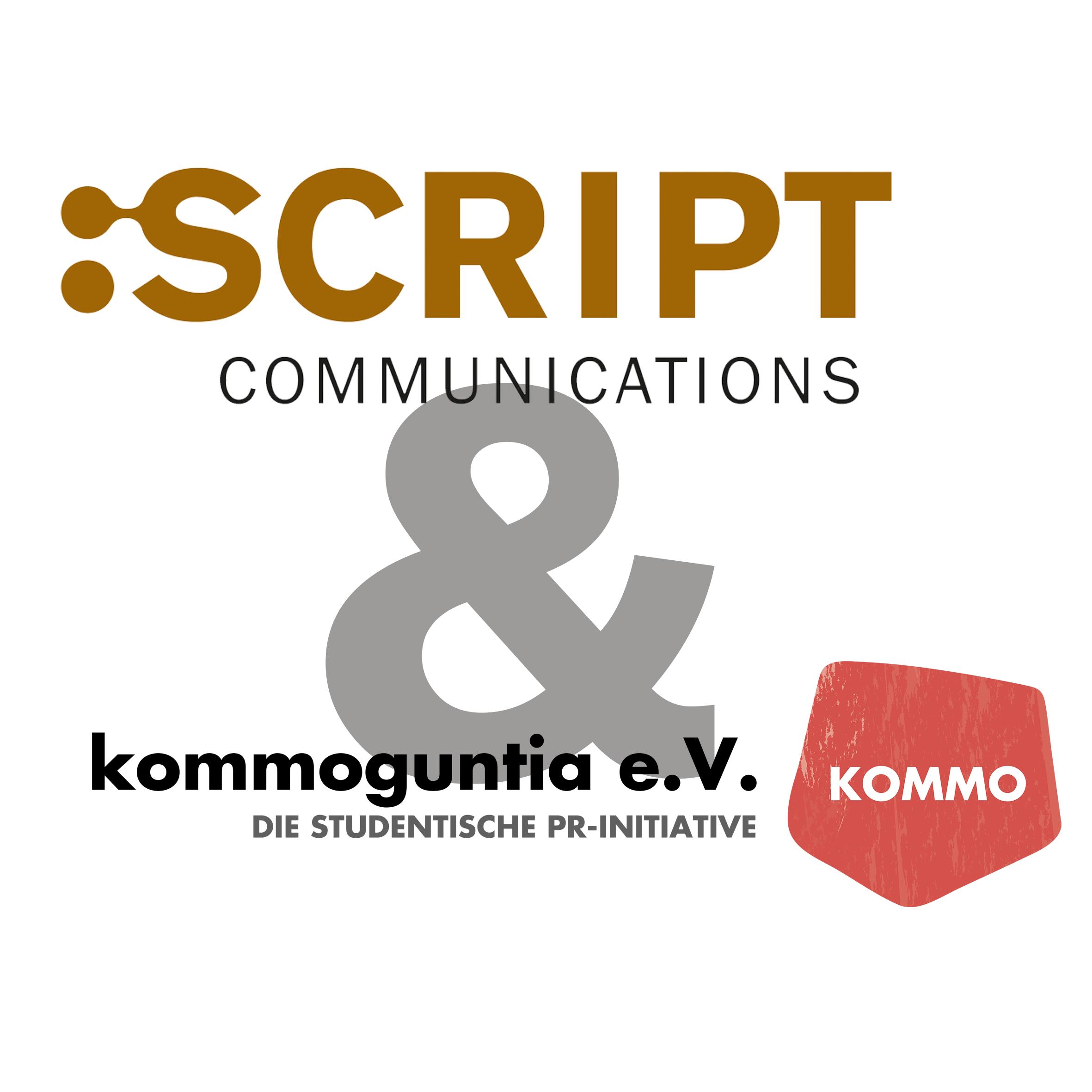 Script und kommoguntia machen gemeinsame sache pr career Calligraphy as a career