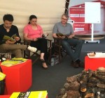 DAPR-Master-Lehrgang: Lagerfeuer-Gespräch