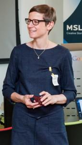 Birgit Söllner, Managing Director bei MSL Germany