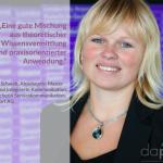 Master-Absolventin Jana Schwab