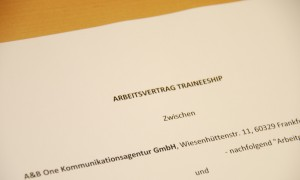 Arbeitsvertrag1