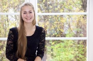Linda Freesen studiert PR an der Deutschen Akademie für Public Relations.