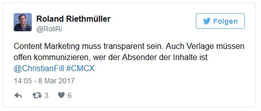 Tweet_Roland Riethmüller