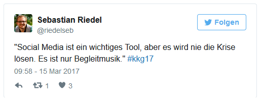 Tweet_Sebastian Riedel