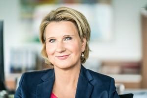 Iris Bethge, Hauptgeschäftsführerin des Bundesverbandes Öffentlicher Banken, Deutschlands, VÖB am 07.07.2017 in Berlin