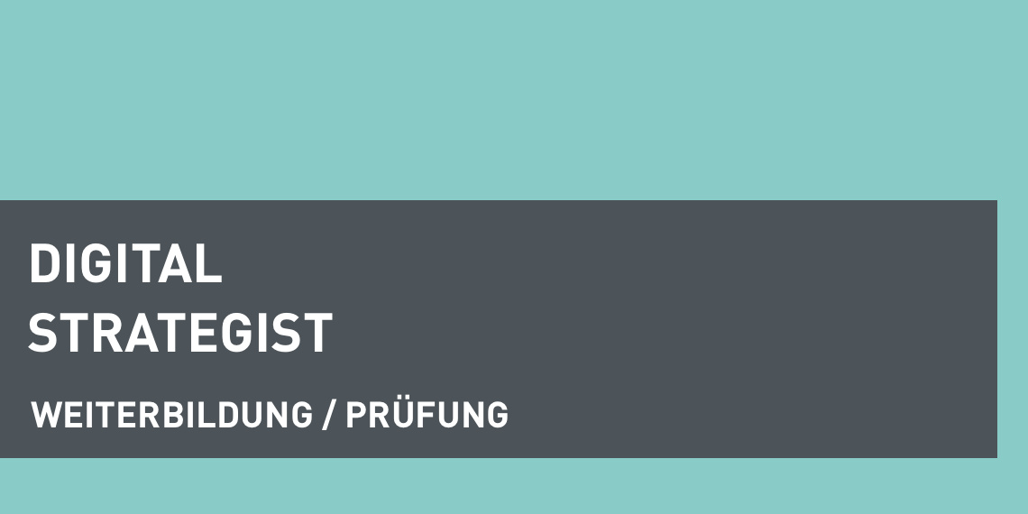 dapr-Weiterbildung Digital Strategist