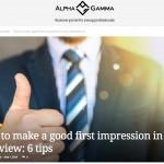 AlphaGamma