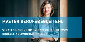 Masterlehrgänge in Kommunikation und PR (dapr)