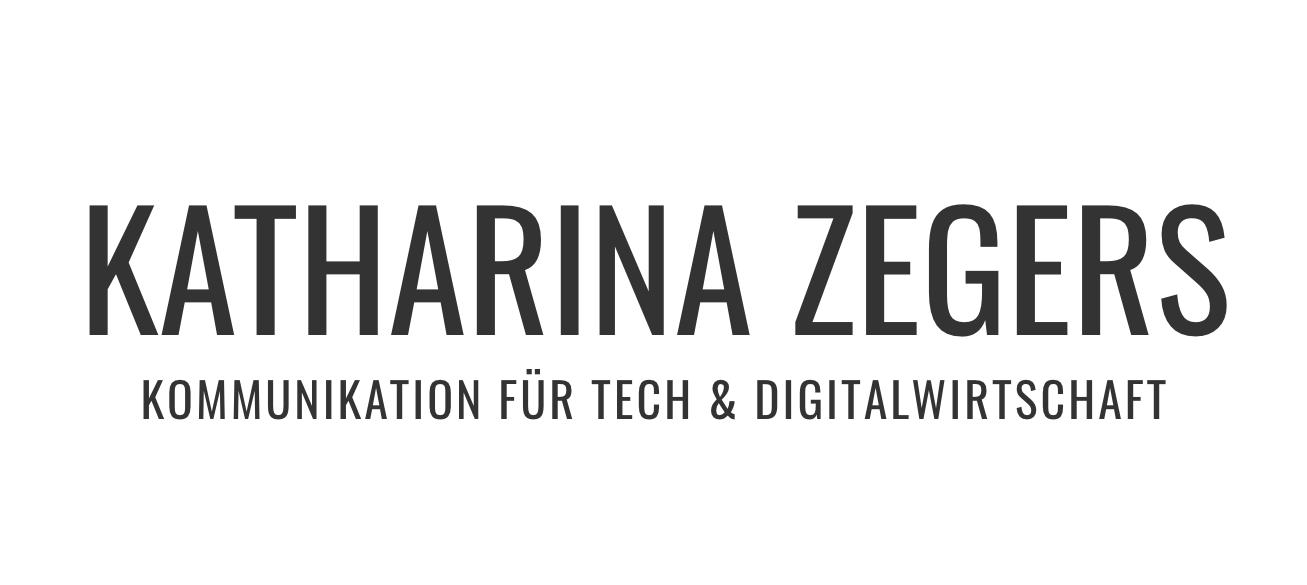 Katharina Zegers PR