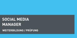 dapr-Weiterbildung Social Media Manager